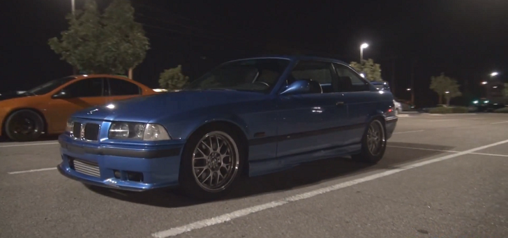 Turbo BMW E36 M3 Puts Hardcore Racers to Shame [Video]