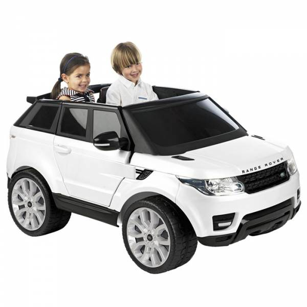 Turn Your Kid In A Future High End Driver With This Toy Range Rover