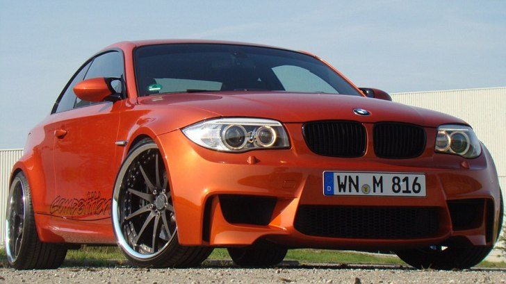 TVW Car Design BMW 1M Coupe Introduced