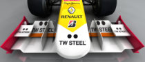 TW Steel Signs Sponsorship Deal with Renault F1 Team