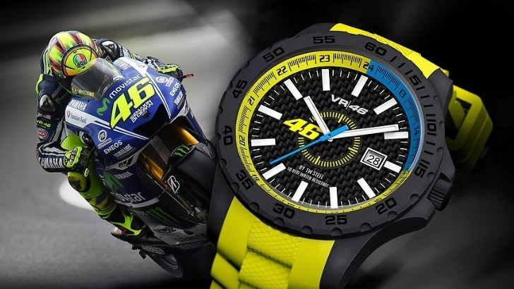 TW Steel VR|46 Yamaha Watches Look Smashing - autoevolution