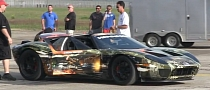 Twin-Turbo Ford GT Sets Speed Record at Texas Mile [Video]