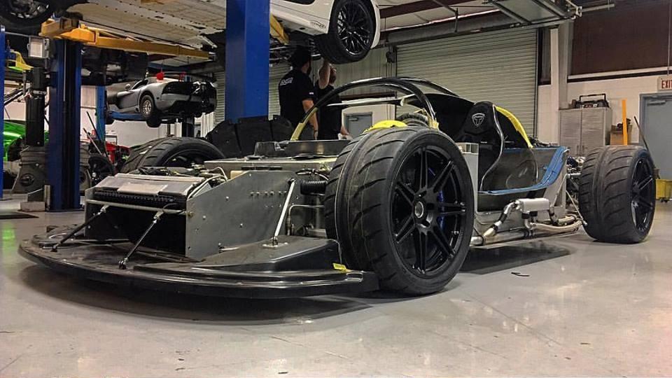 Twin Turbo Lamborghini Gallardo Go Kart Is A Street Legal Toy Autoevolution