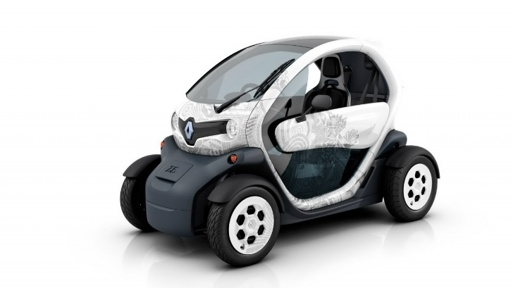 Twizy Registers Hefty Sales, but Renault ZE Range Still Struggling