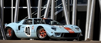 Two Ford GT40s Heading to Auction