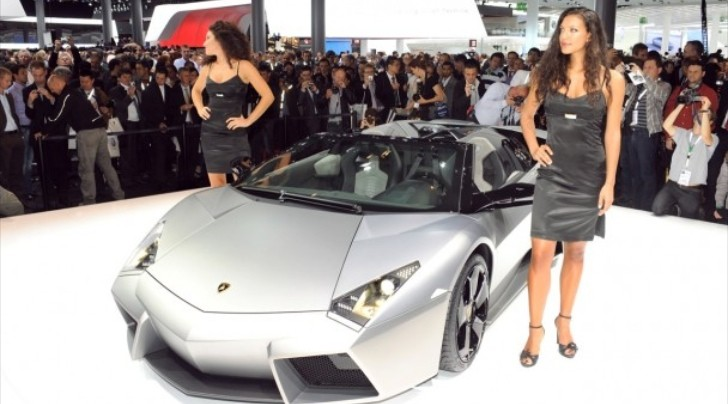 Two Lamborghini Reventon Roadsters For Sale