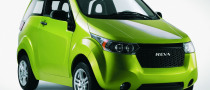 Two New Electric Cars from Reva in Frankfurt