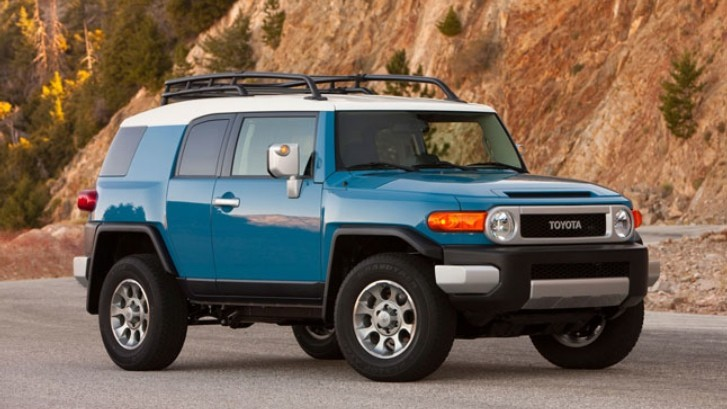 two toyota models reach top 10 cheapest suvs list autoevolution. Black Bedroom Furniture Sets. Home Design Ideas