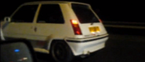 Two Turbocharged Renault 5s Hooned on French Highway [Video]