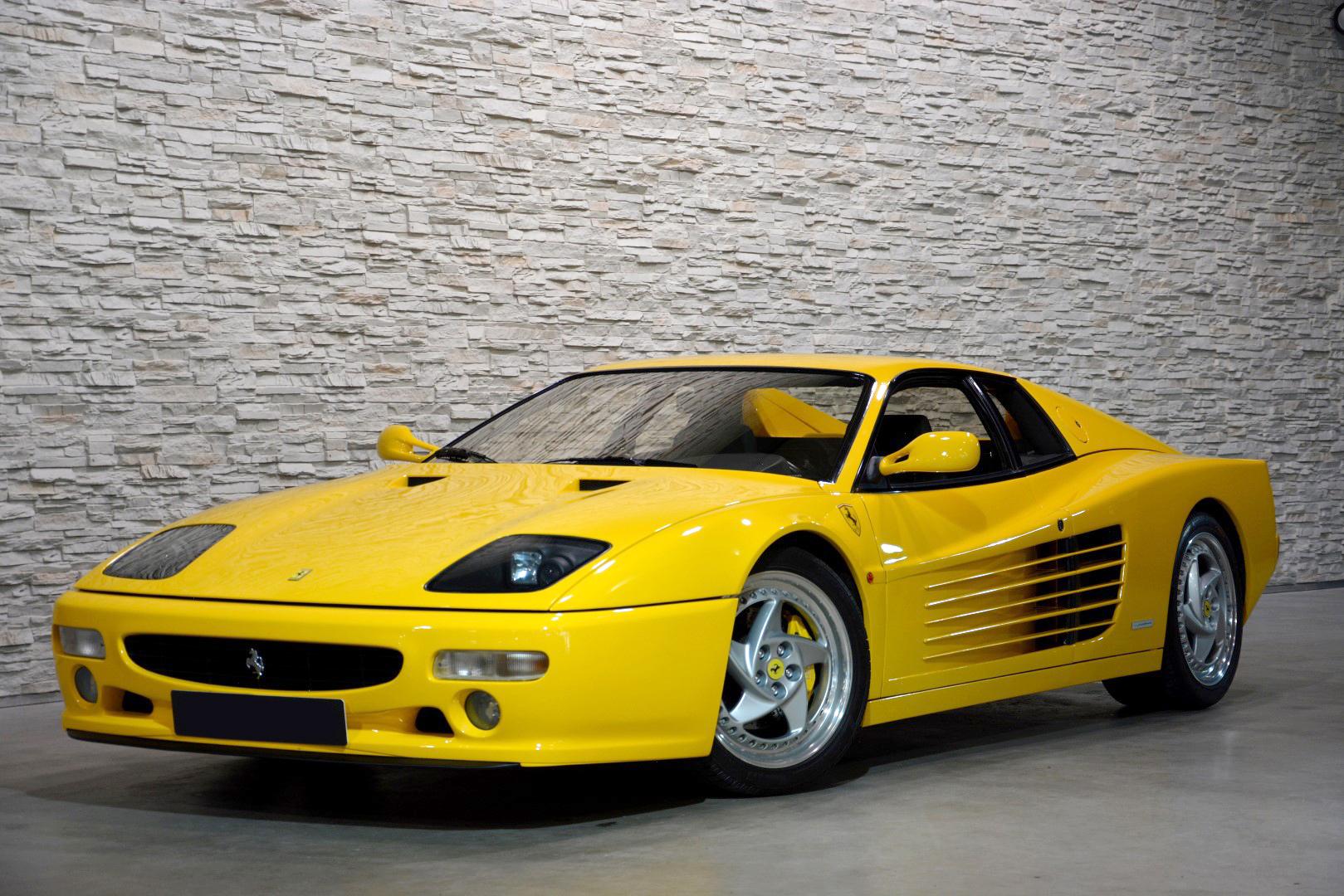 Two Ultimate Ferrari Testarossas Heading For Auction Then