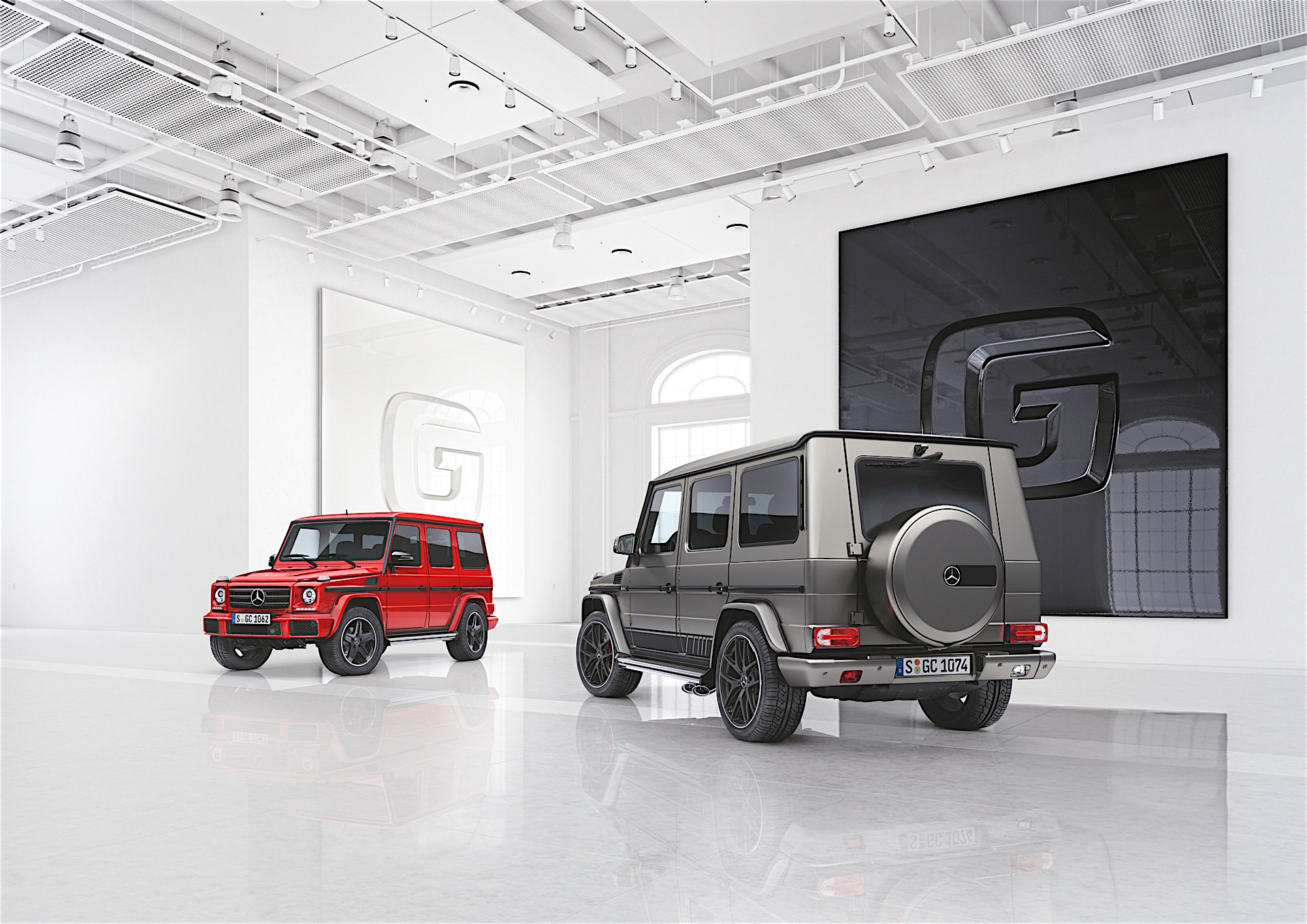 Mercedes-Benz Introduces Two Special Edition G-Class Models