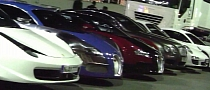 Two Veyrons Spotted Together in Monaco [Video]