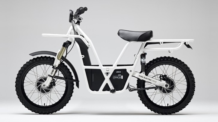 Ktm Freeride E Sm >> Ubco 2x2, the Two-Wheel Drive Electric Enduro Bike - autoevolution