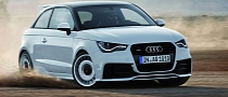 Uber-Retro: Audi A1 quattro Unveiled [Photo Gallery]