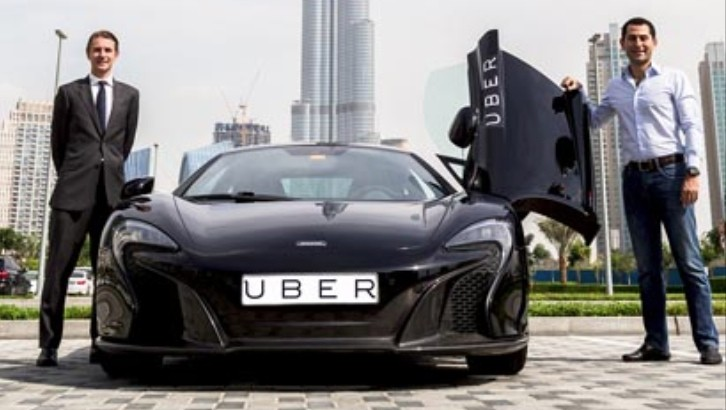 Cool Cars Mclaren >> Uber Users to Test Drive a McLaren 650S for Free in Dubai - autoevolution