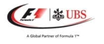 UBS Signs Formula 1 Sponsorship Deal