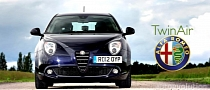 UK-Bound Alfa Romeo MiTo Gets TwinAir Engine
