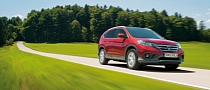 UK-Bound Honda CR-V Gets Official Pricing Information