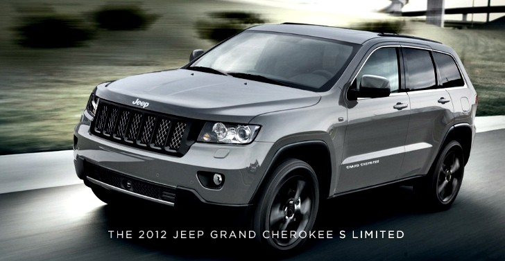 UK-Bound Jeep Grand Cherokee S-Limited Gets SRT Touches