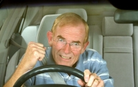 Old drivers are a big threat to road safety in the UK