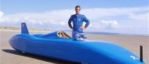 UK Electric Car Land Speed Record Challenged