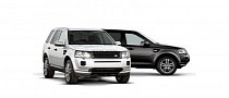 UK Gets Black & White Special Edition Land Rover Freelander