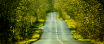 UK Male Drivers Tend to Risk More on Rural Roads