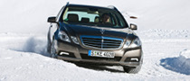 UK : Mercedes Benz Promotes the Use of Winter Tires