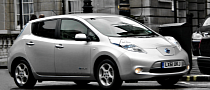 UK - Nissan Leaf Buyers Will Now Pay £2,500 Less