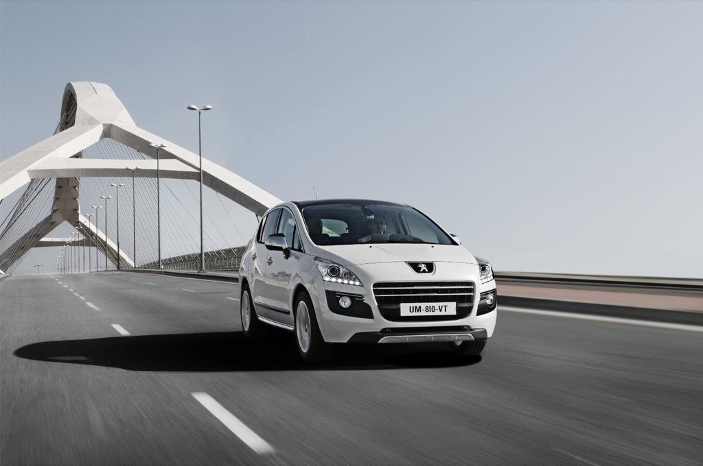 Peugeot 3008 Hybrid >> Uk Orders Begin For The Limited Edition Peugeot 3008 Hybrid4