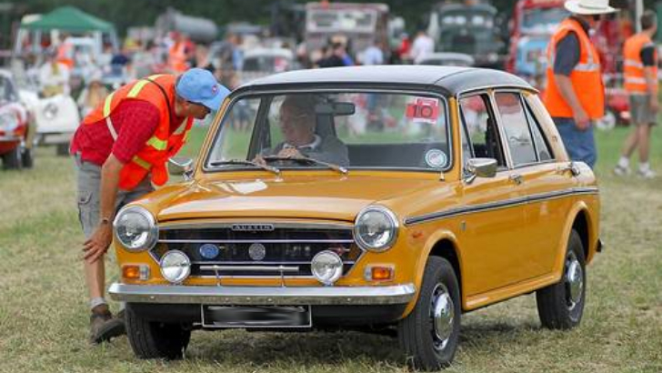 Uk Pre Classic Cars Will Be Exempt From Mot Testing