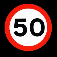 The new speed limit on country roads
