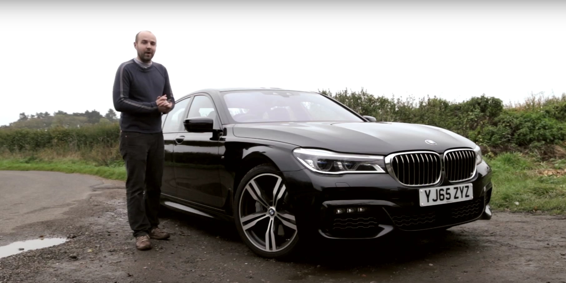 UK Review Finds 2016 BMW 7 Series A Great But Expensive Overall