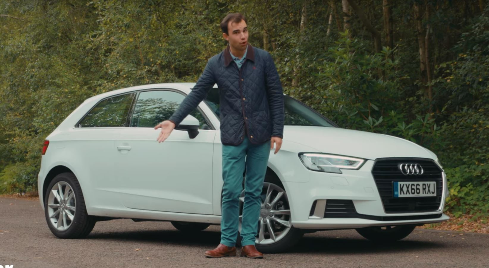 Uk Review Says 2017 Audi A3 With 1 Liter Engine Is Lighter And More Responsive