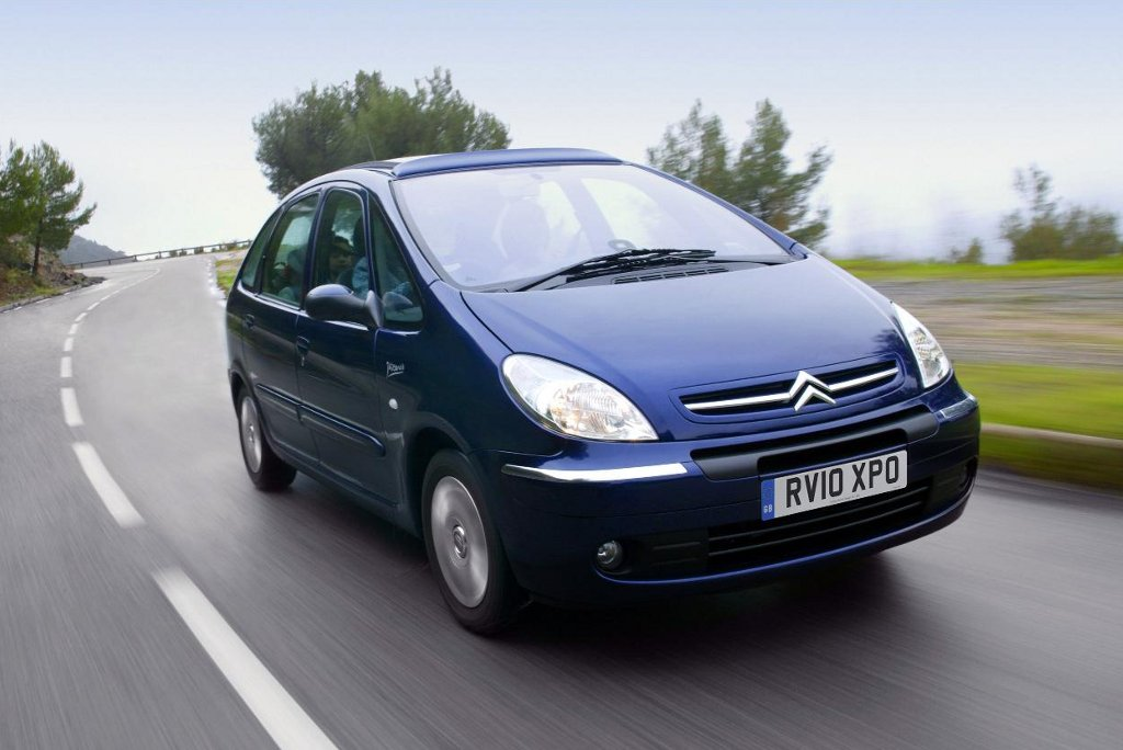 Uk Says Goodbye To Citroen Xsara Picasso Autoevolution
