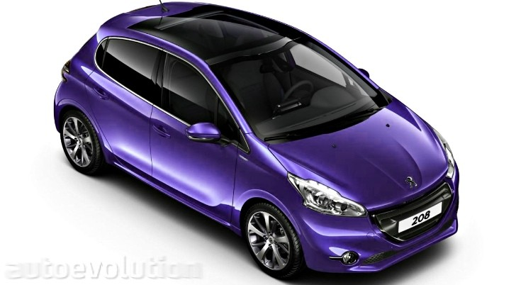 UK - Special Edition Peugeot 208 Intuitive Announced