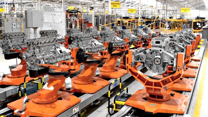 UK Vehicle Production Output Goes Up in November
