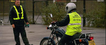 UK's New Motorcycle Test Under the Question Mark