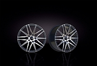 Ultra light alloy wheels available