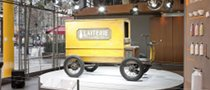 """Unbreakable Since 1901"" - Renault Light Commercial Vehicles Exhibition"