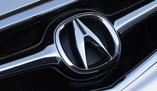 Unconventionality For Acuras New Model Autoevolution - Acura badge