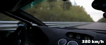 Underground Racing Twin-Turbo Gallardo: 380km/h in Russia [Video]