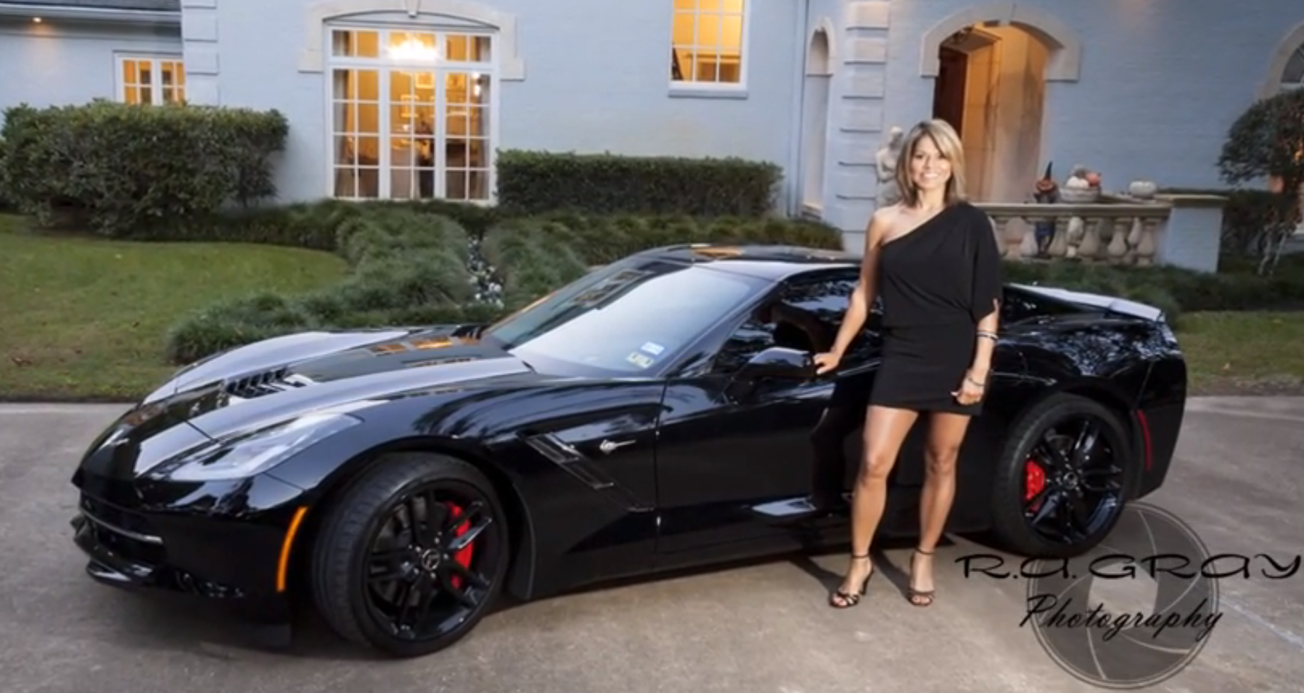best lking toys on the web post em up page 4 - 2015 Corvette Stingray Matte Black
