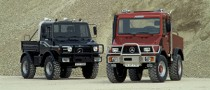 Unimog, 60 Years of an Ugly, Extreme Machine