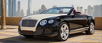 Unique Bentley With 101 Carat Diamond Hood [Video]