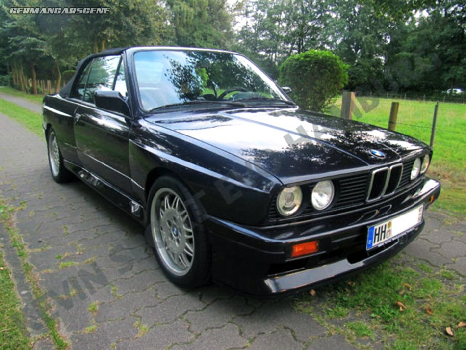 Unique Bmw E30 M3 Sport Evolution Convertible For Sale Autoevolution