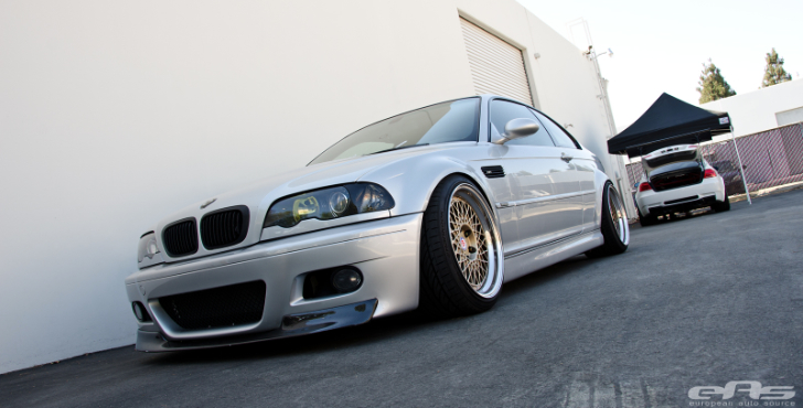 Unique BMW E46 M3 Hails from EAS [Photo Gallery]