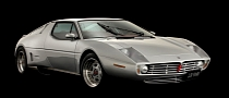 Unique Maserati Merak Goes Under the Hammer