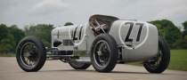 Unique Miller V16 Racing Car Up for Auction