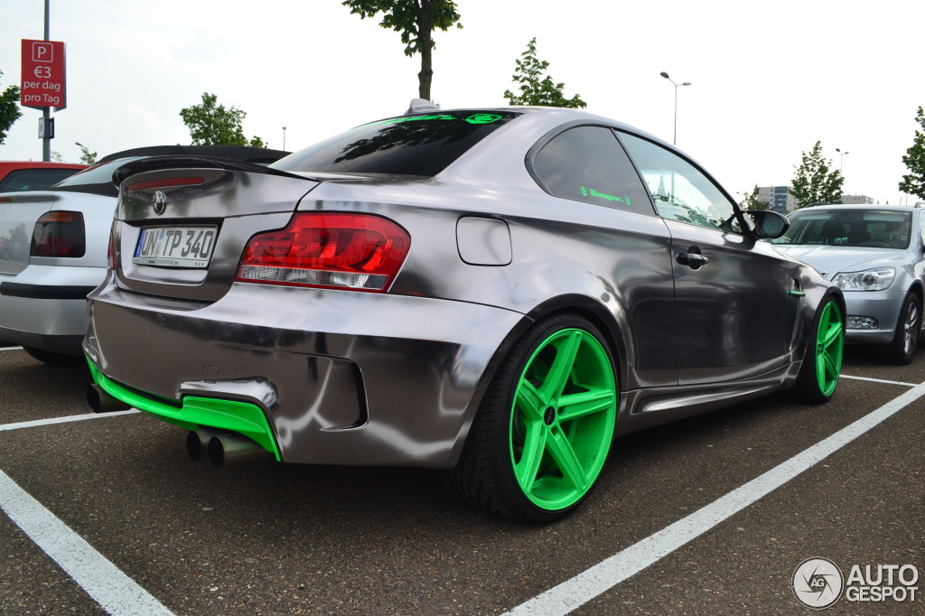 Unique Tuning Pur Bmw 1m Coupe Spotted In Holland Autoevolution